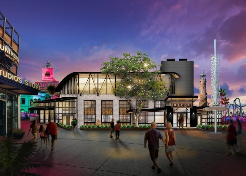 Universal Orlando Is Opening a Fire-Themed Restaurant This Summer
