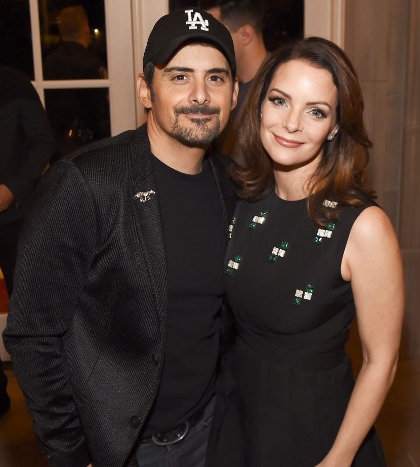 Brad Paisley and Kimberly Williams-Paisley Say Their Free Grocery Store Began As a Life Lesson for Their Sons