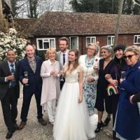 Great British Bake Off Contestants Reunite to Bake Cakes for Martha Collison's Wedding