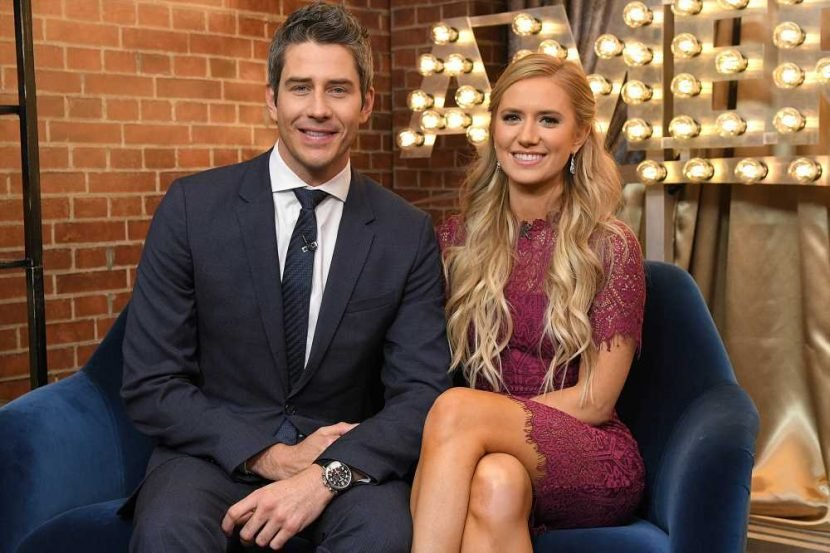 Arie Luyendyk Jr. and Lauren Burnham 'Excited' to Welcome Daughter Soon, Tease Her 'Unique' Name