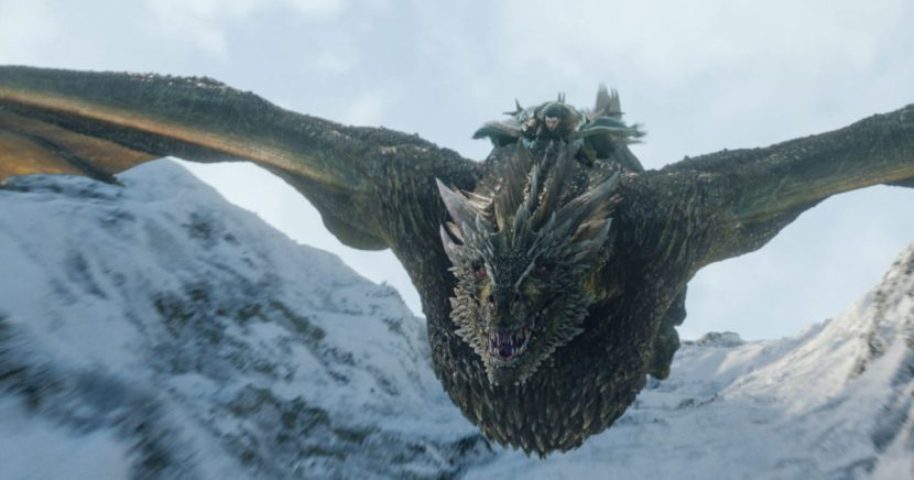 The Sweet Significance Behind Jon Riding Rhaegal in the Game of Thrones Premiere