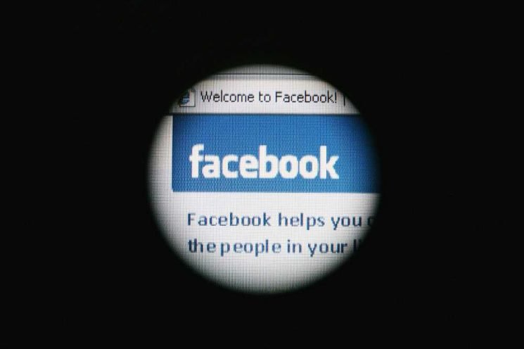 Criminals are using Facebook for 'dark web' activity