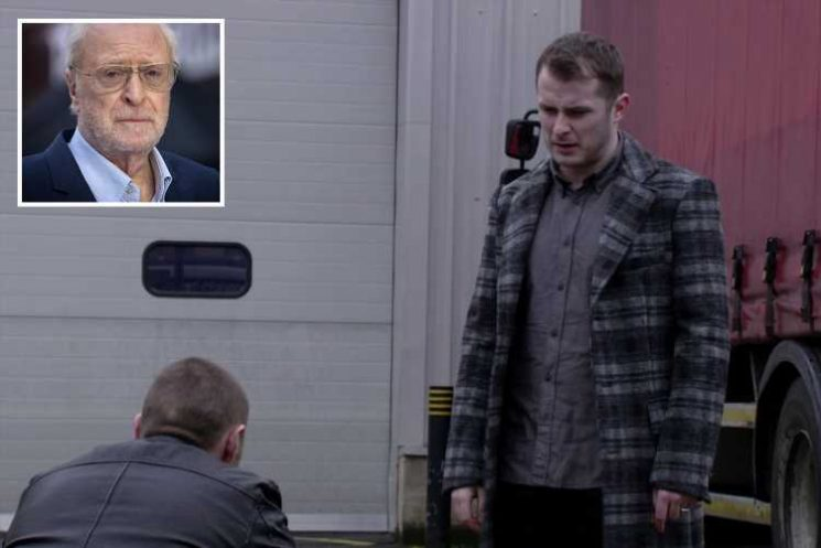 EastEnders viewers make fun of Ben Mitchell's cockney accent – saying they think he sounds like a bad Michael Caine impersonator