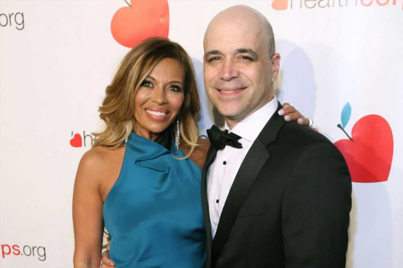 Dolores Catania's boyfriend makes red carpet debut