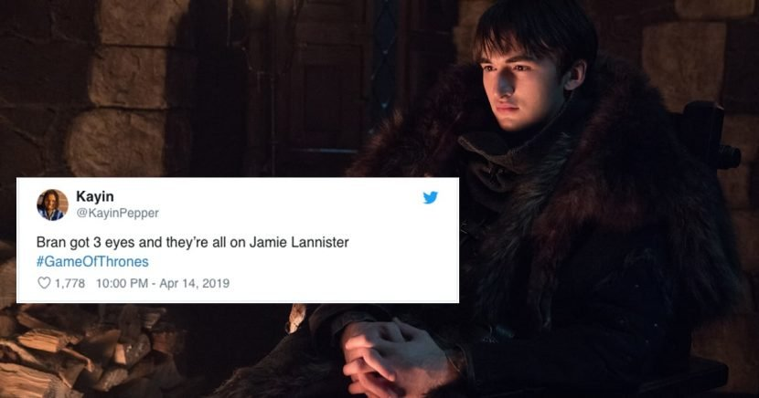 We NEED to Discuss That Jaw-Dropping Final Reunion at the End of Game of Thrones