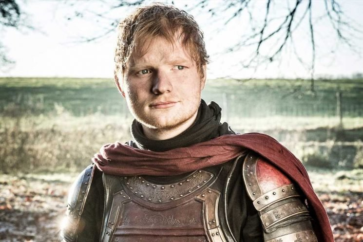 'Game of Thrones' reveals fate of Ed Sheeran's character