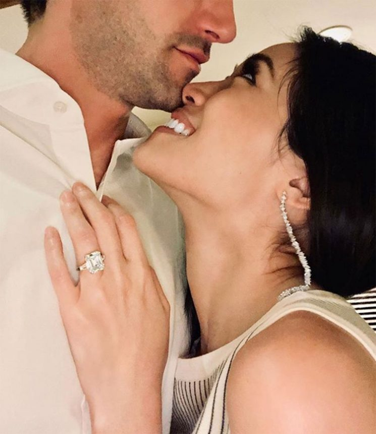 Olympic Gold Medalist Evan Lysacek Is Engaged! 'I'm the Luckiest Man Alive'