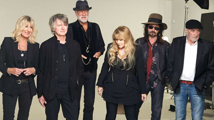 Fleetwood Mac Pull Out of Jazz Fest, Days After Replacing Rolling Stones