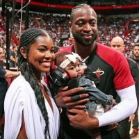 Dwyane Wade Fawns Over Daughter Kaavia Being at His Last Home Game: 'We Dressed Alike'