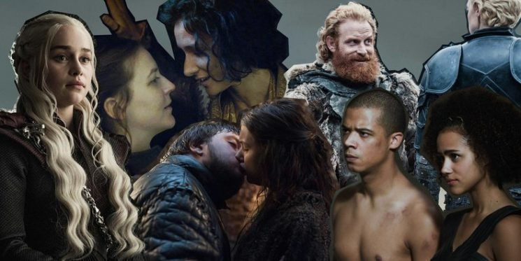 The 'Game of Thrones' Couples We Ship Through the Long Winter
