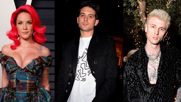 Halsey: How She Feels About Machine Gun Kelly & G-Eazy Finally Squashing Their Beef Revealed