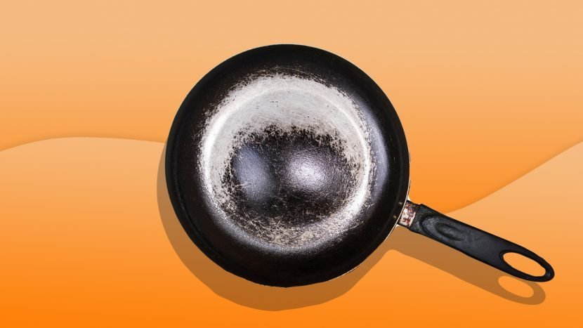 Don't Panic If You Burned Your Pan — Here's How You Can Fix It