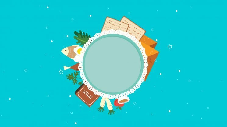 Your Kids' Passover Just Got Way More Fun