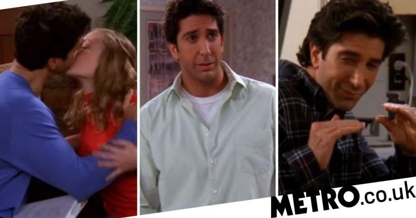 10 times Ross from Friends was actually the worst human being ever