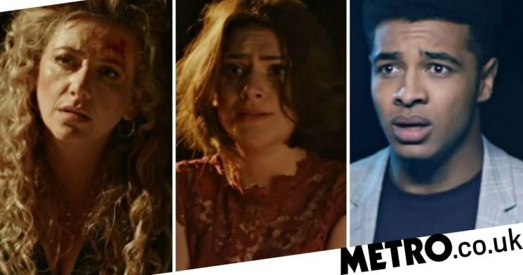 Emmerdale airs rape and stabbing scenes in horror night out