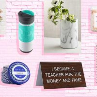 Your Teacher-Gift Problems, Solved