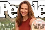 Jennifer Garner Named 'People' Magazine's Most Beautiful Woman 2019 – See The Gorgeous Cover