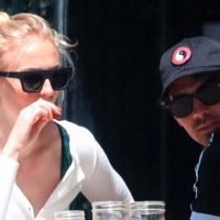 Joe Jonas Steps Out for Lunch with Fiancee Sophie Turner