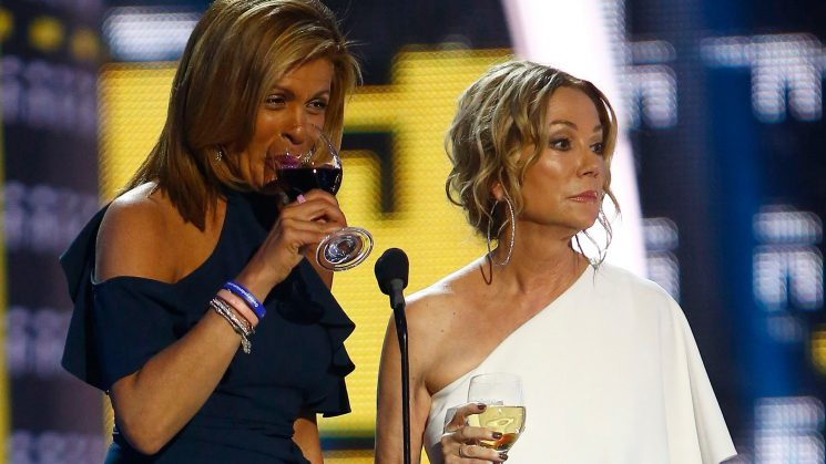 We Just Found Out How Much Kathie and Hoda Drink And Suddenly Everything Makes Sense