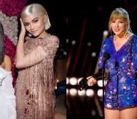 Kim Kardashian & Kylie Jenner Delay Launch Of Their Fragrance & Taylor Swift Fans Celebrate – Memes & Tweets