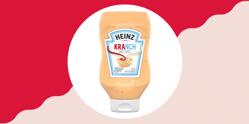 Heinz Just Launched 'Kranch,' A Combo Of Ketchup And Ranch Dressing