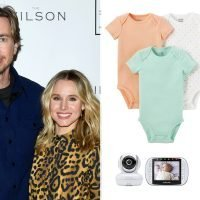 Kristen Bell & Dax Shepard Have Come Up with their Dream Baby Registry — See What Made the List