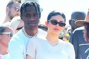 Kylie Jenner Rocks Waist-Length Braid Decorated With Tiny Crosses On Easter Sunday Service — Pic