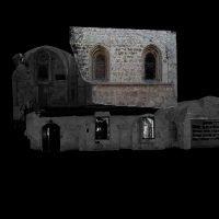 3D laser imaging shines new light on 'Last Supper' site