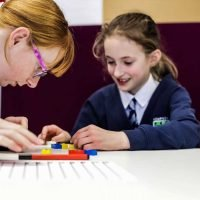 LEGO Introduces Customized Bricks to Help Kids with Visual Impairments Learn to Read Braille
