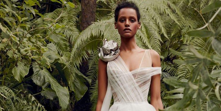 Exclusive: BAZAAR Bride's First Look at Vera Wang Bride Spring 2020