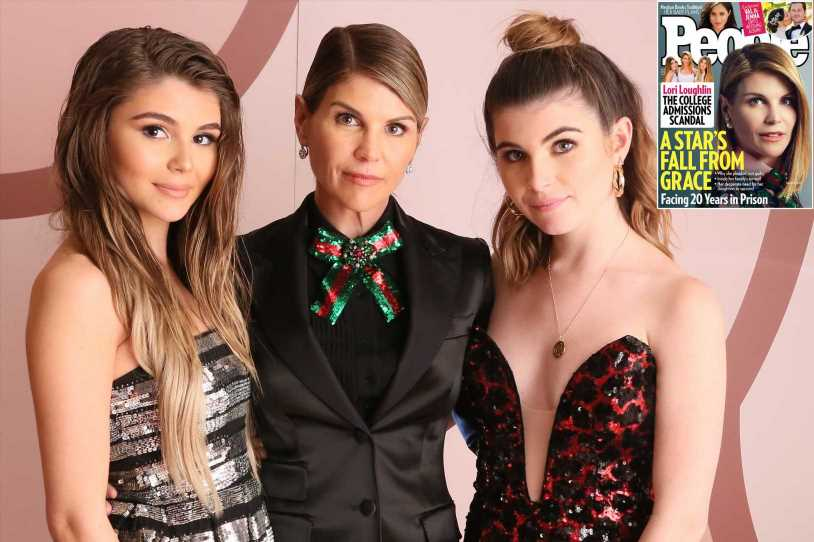Lori Loughlin 'Is Very Afraid That Her Daughters Will Have to Testify' If She Goes to Trial: Source