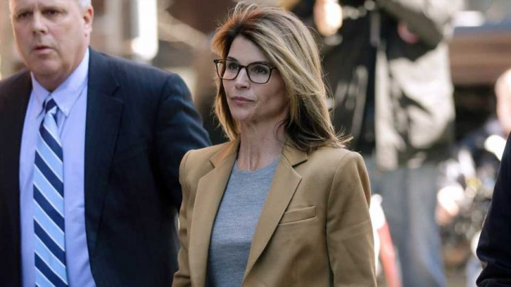 Lori Loughlin May Be Using a Strange Defense in Bribery Scandal