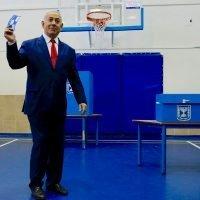 Netanyahu calls voting a 'sacred act' as Israel casts ballots