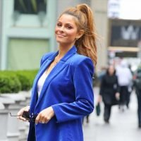 Maria Menounos' life has changed 'for the better' after brain tumor