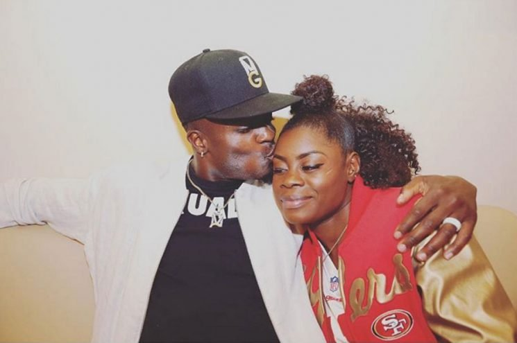 Marquise Goodwin's Wife Says They'll Try Having Kids Again After Multiple Pregnancy Losses