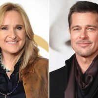 Melissa Etheridge Says Her Kids Joke That They Wish Brad Pitt Had Been Her Sperm Donor