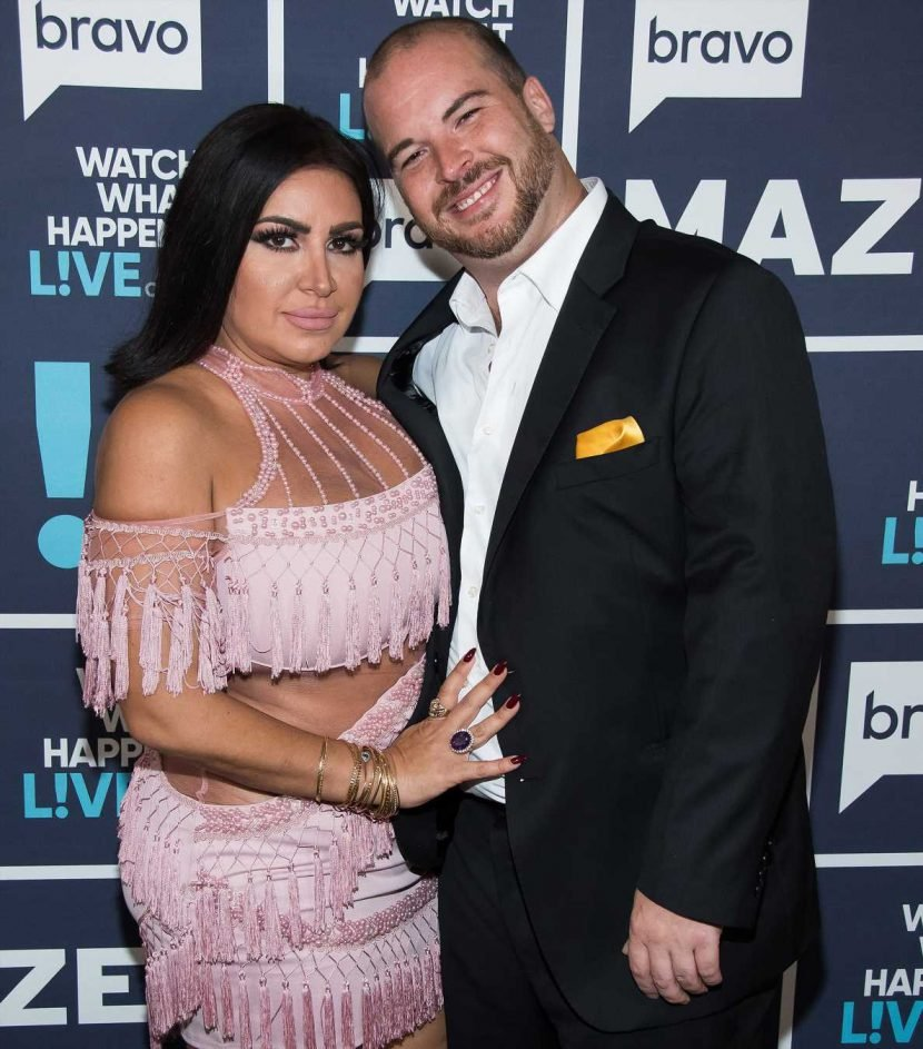 Mama MJ! Shahs of Sunset's Mercedes Javid Welcomes Son Shams Francis with Husband Tommy Feight