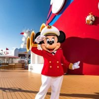 Disney Cruise Line Debuts Captain Minnie Mouse – and She's in Pants for the First Time Ever!