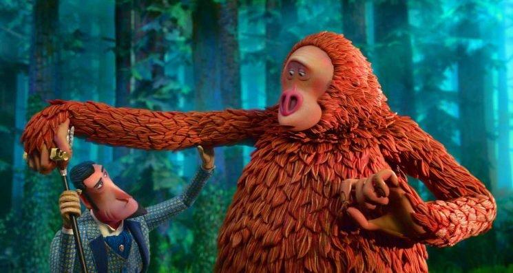 Missing Link is a wispy-sweet Sasquatch comedy: EW review