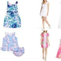Mommy's Mini-Me! Lilly Pulitzer Has the Cutest Coordinating Outfits Just in Time for Spring