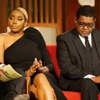 NeNe and Gregg Leakes discuss cheating at 'RHOA' reunion