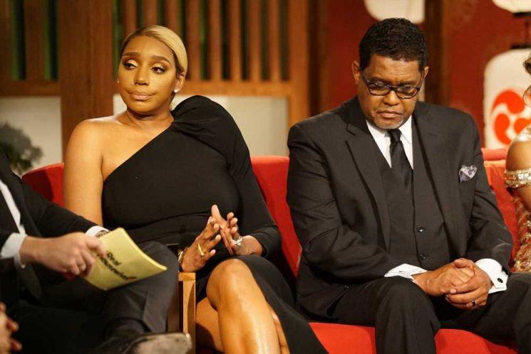 NeNe and Gregg Leakes discuss cheating at 'RHOA' reunion