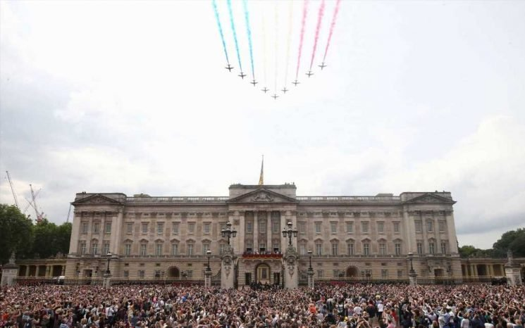 What is Trooping the Colour, when's the Queen's official birthday parade and do you need a ticket to watch it?