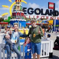Party of Four! Jason Sudeikis and Olivia Wilde Celebrate Son Otis' 5th Birthday at LEGOLAND