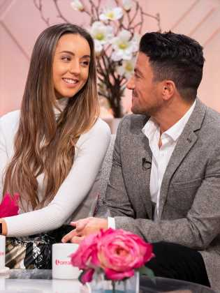 Peter Andre's wife Emily opens up on marriage amid Katie Price drama