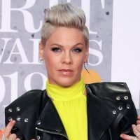 Pink Slams 'Disgusting' Troll for Criticizing Her Diaper-Free Son