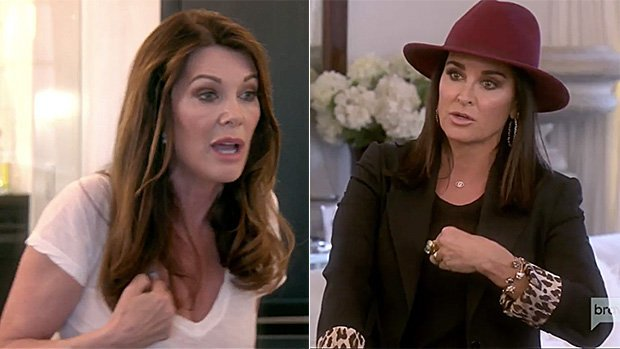 Lisa Vanderpump Reveals What She Misses Most About Her Friendship With Kyle Richards