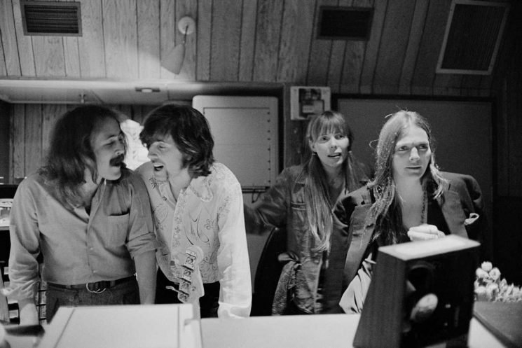 The women who inspired Crosby, Stills, Nash & Young's greatest hits