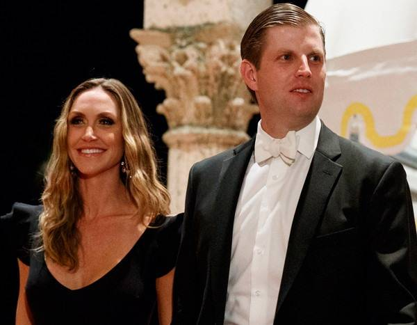 Eric Trump and Wife Lara Expecting Baby No. 2