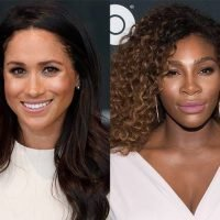 How Serena Williams Thinks Meghan Markle Will Be as a Mom